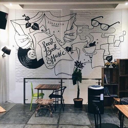 vẽ tranh tường tại Bạc Liêu