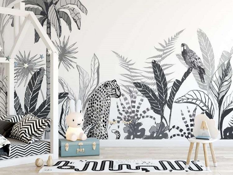 Vẽ tranh tường tại Cà Mau