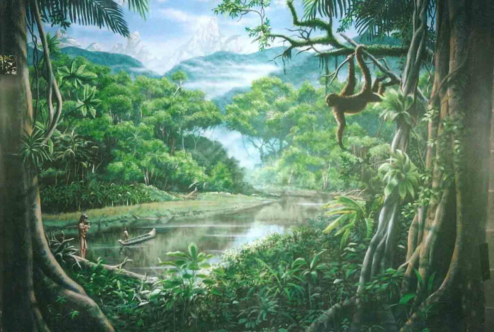 vẽ tranh tường tại Bình Thuận